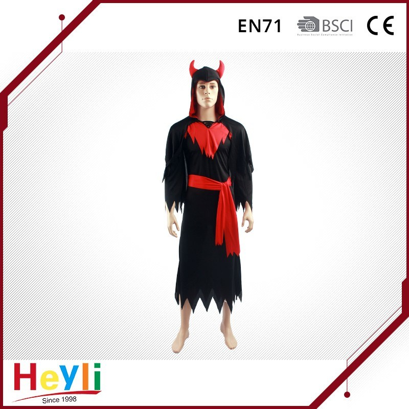 Devil Demon Cosplay Costumes for Halloween Party