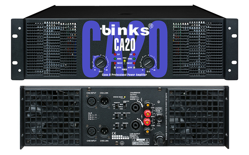 1500W Professional Power Audio Amplifier (CA30)