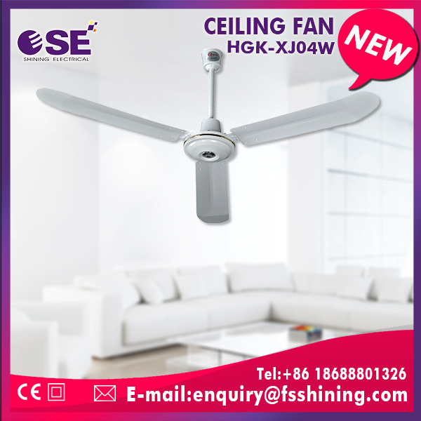 China 48 Inch New Invention Homestead Auto Radiator Metal Blades Ceiling Fan Hgk Xj04w Industrial Eletrical