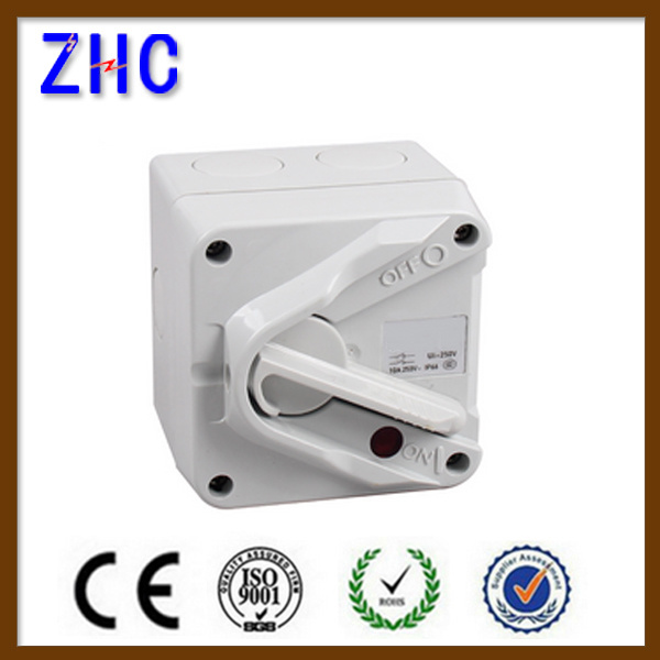 China 1 Pole 15 AMP IP66 Waterproof Electrical Power Isolating ...