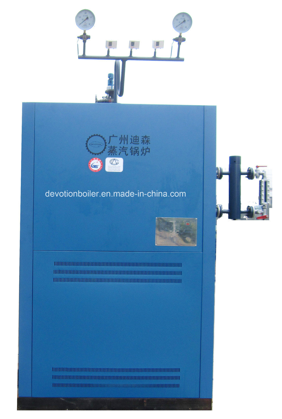 China High Efficiency Electric Steam Boiler for Industrial ...