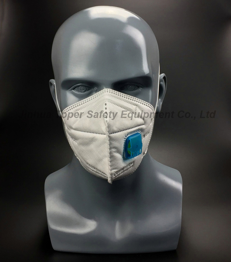 dm2016-1 Type Item hot Face With Valve Surgical Mask Foldable