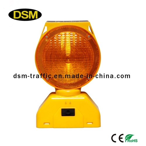 Solar Barricade Light (DSM-12S)