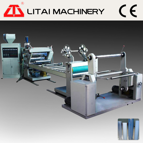 Single Layer Good Quality Plastic Sheet Machine Extruder