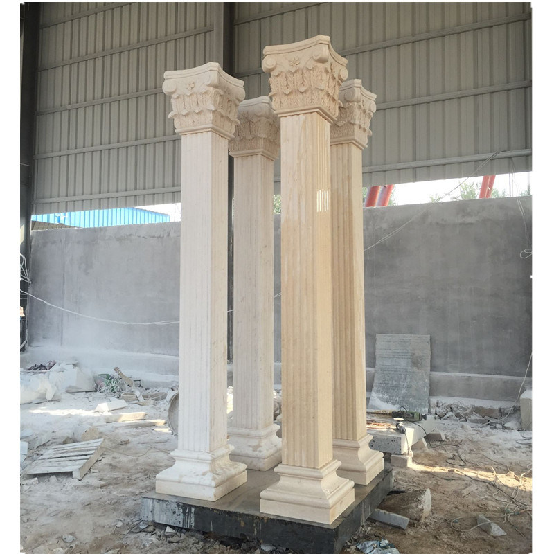 China House Decorative For Home And Hotel Decorations Pillar Photos