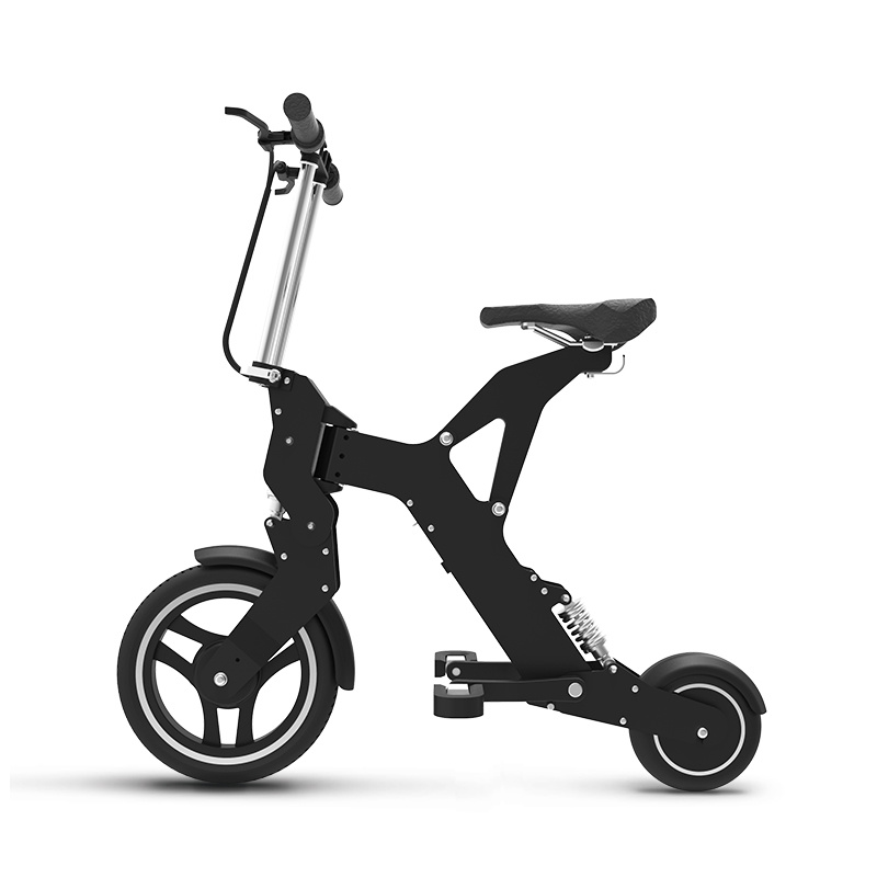 Small Tire Folding E Bike