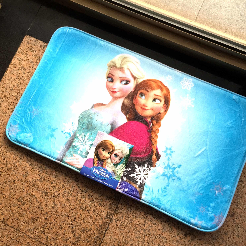 China Non Anti Slip Disney Fama License Approved Factory Memory Foam ...