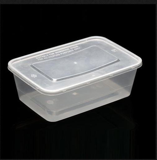 Wholesale Plastic Food Container Food Container Box From China