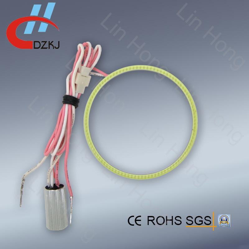 China 80mm White LED COB Angel Eyes Ring - China Angel Eyes Ring ...