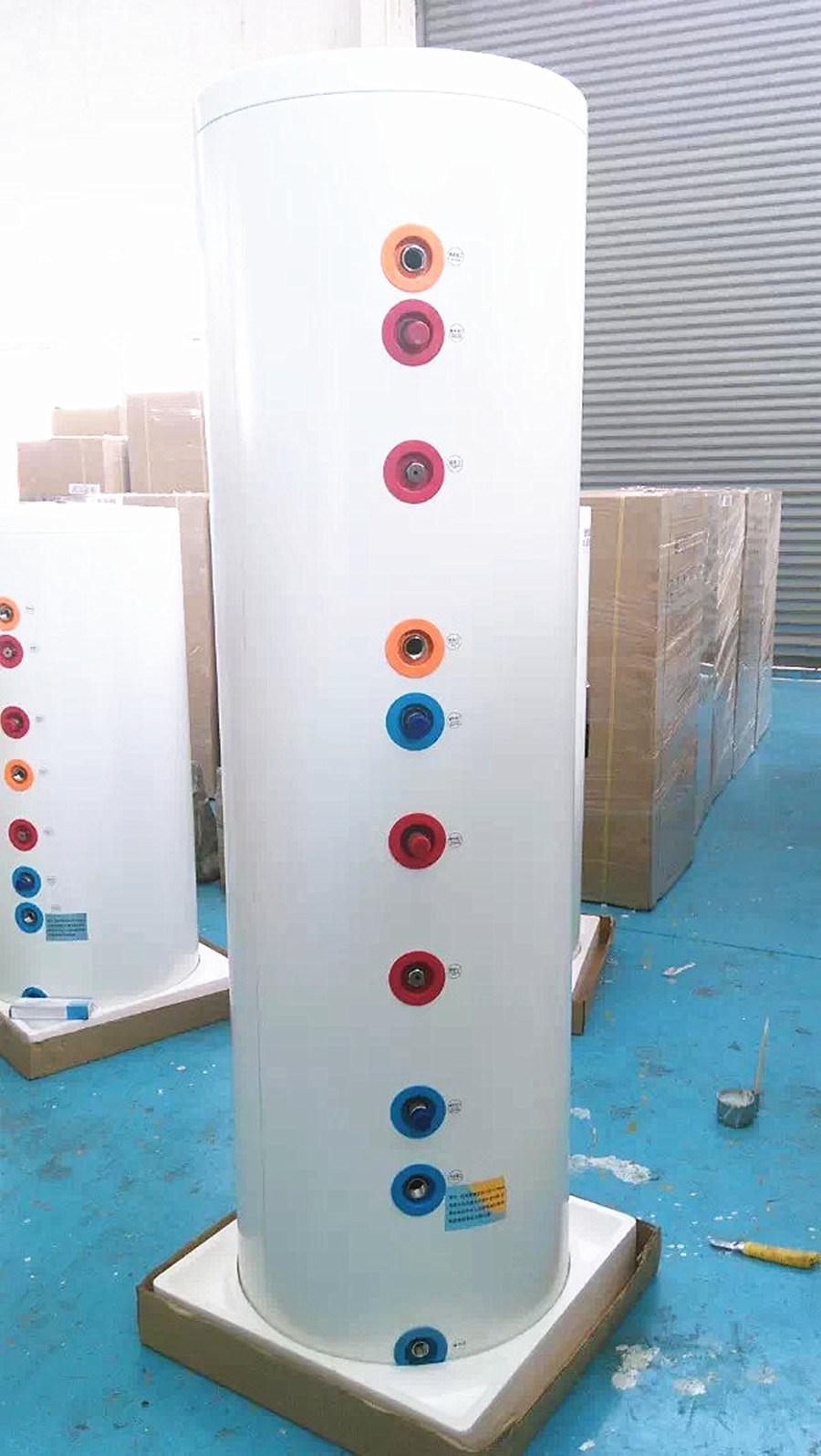 China Hot Water Storage Tank (100L to 5000L) - China Water Tank, Hot ...
