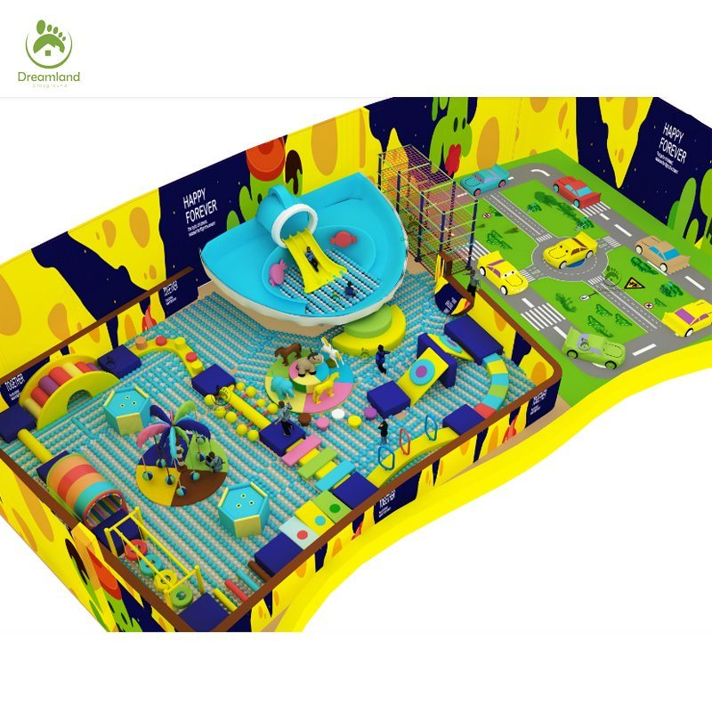 Novel Design! ! ! Fantastic Commercial Children Indoor Playground pictures & photos