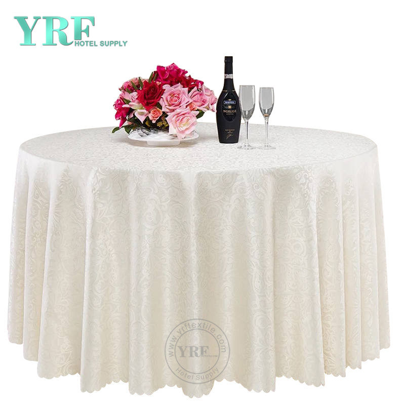 Prime Hot Item Wholesale Cheap White Polyester Spandex Round Wedding Table Cloth Download Free Architecture Designs Scobabritishbridgeorg
