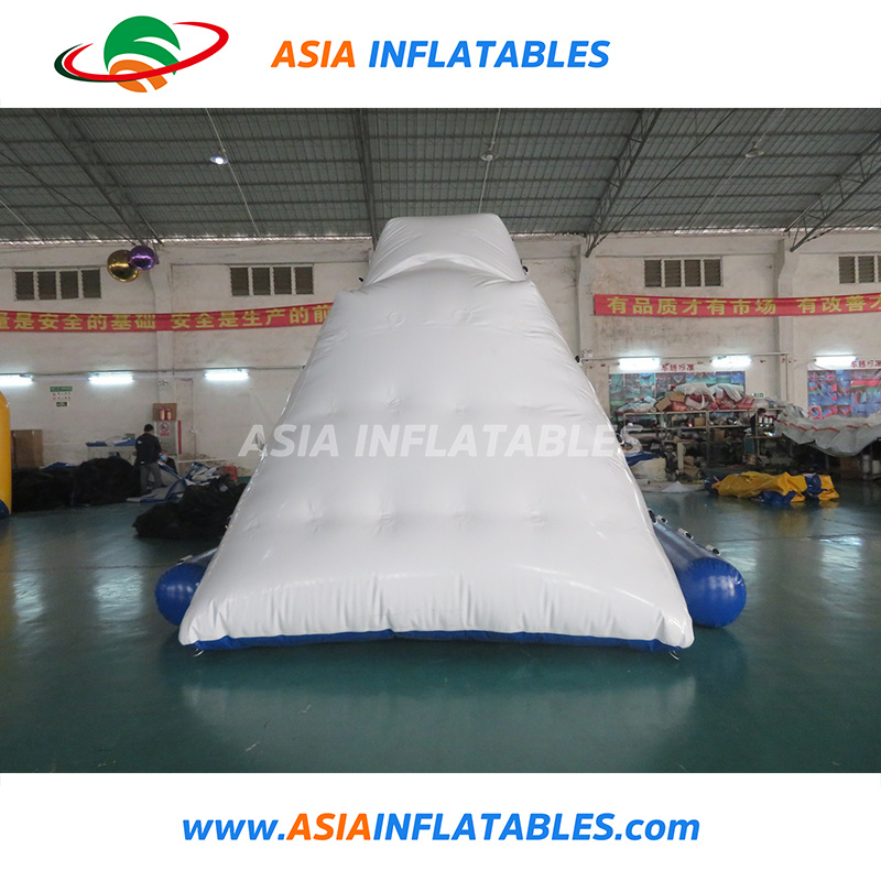 Large Outdoor Jumping Inflatable Iceberg Water Game for Inflatable Amusement Park pictures & photos