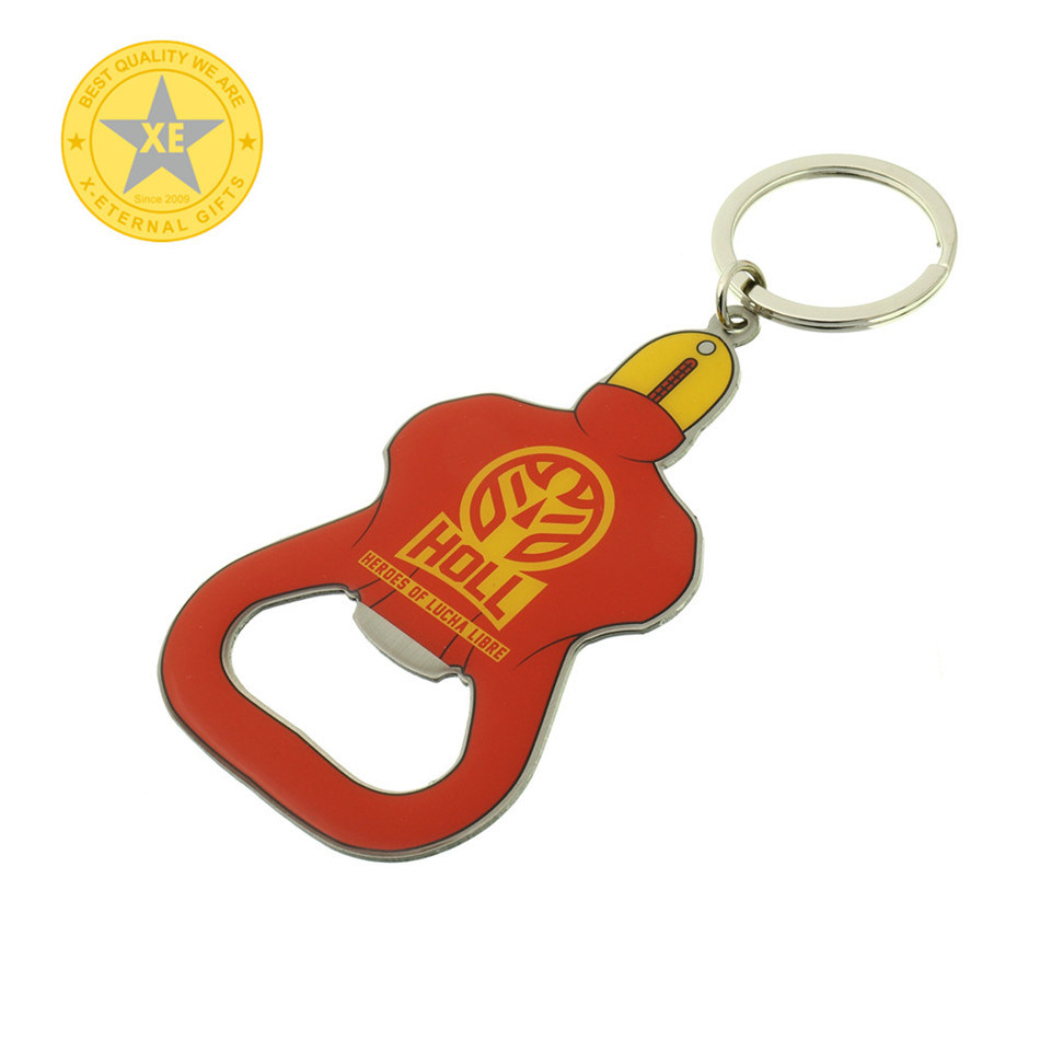Hard Enamel Attractive Design Keychain pictures & photos