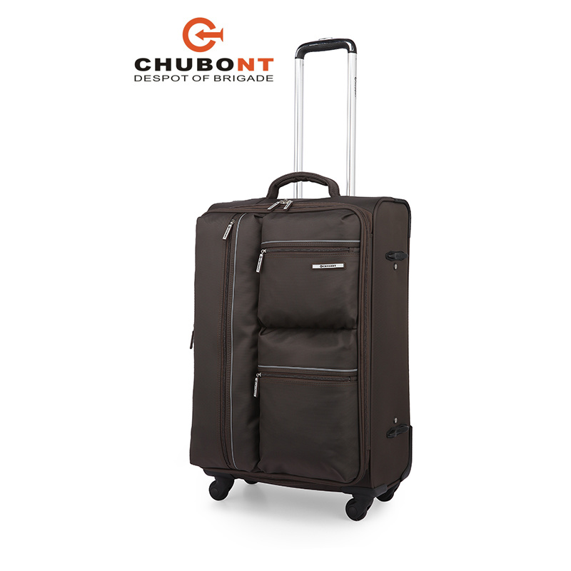 Chubont Hot Sell High Quality 4PCS Leisure Soft Luggage Set pictures & photos