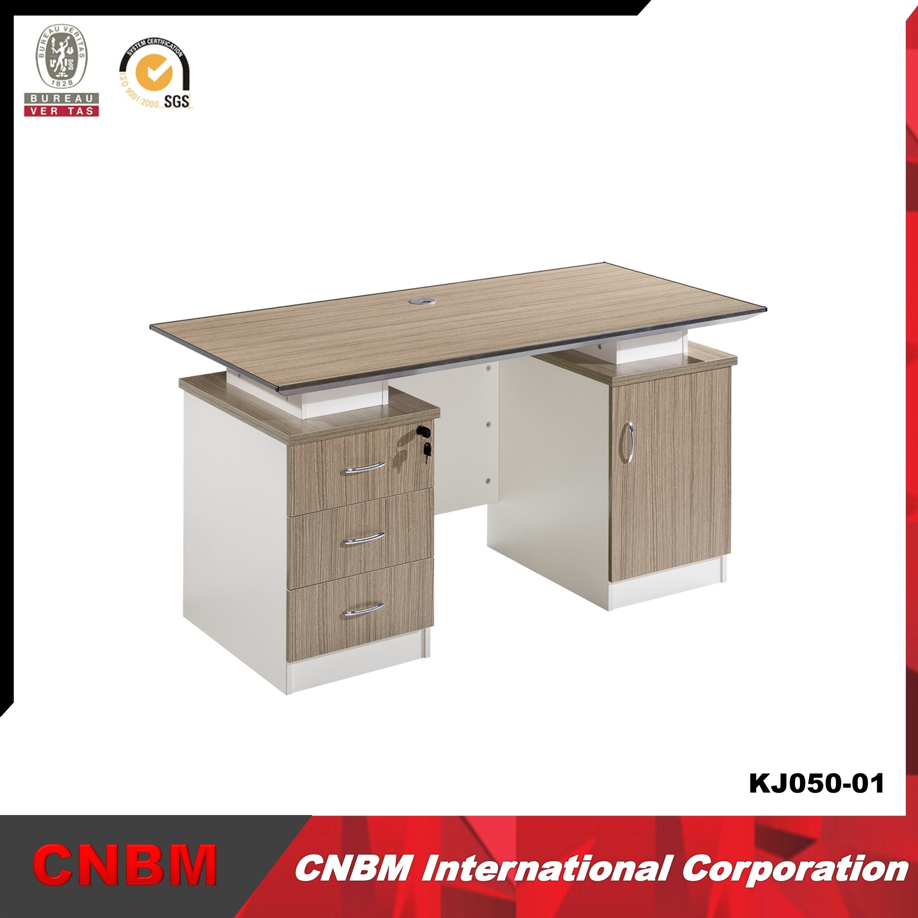Morden office table small office computer desk