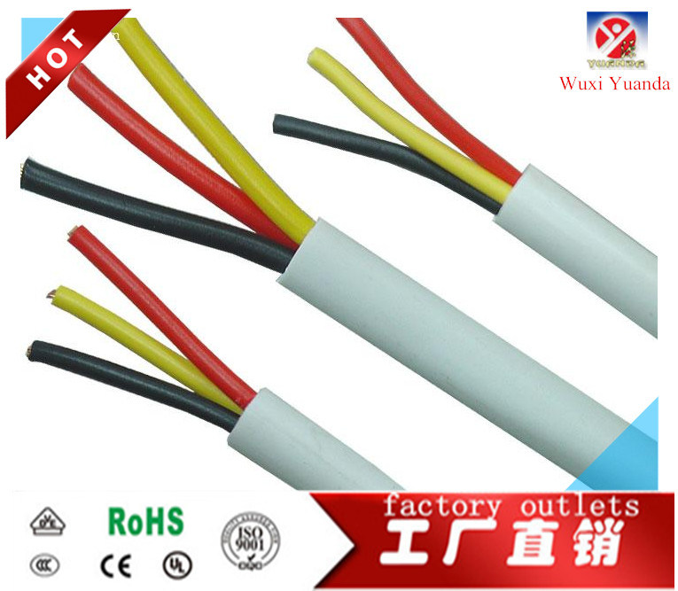 China Multi-Cores Silicone Rubber Insulated Cable for Home Electric ...