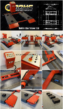 Low Rise Scissor Car Lift