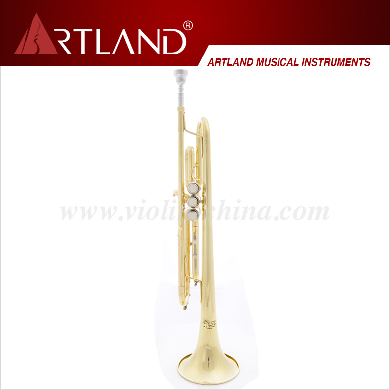 Professional Bb Trumpet (ATR5506) pictures & photos
