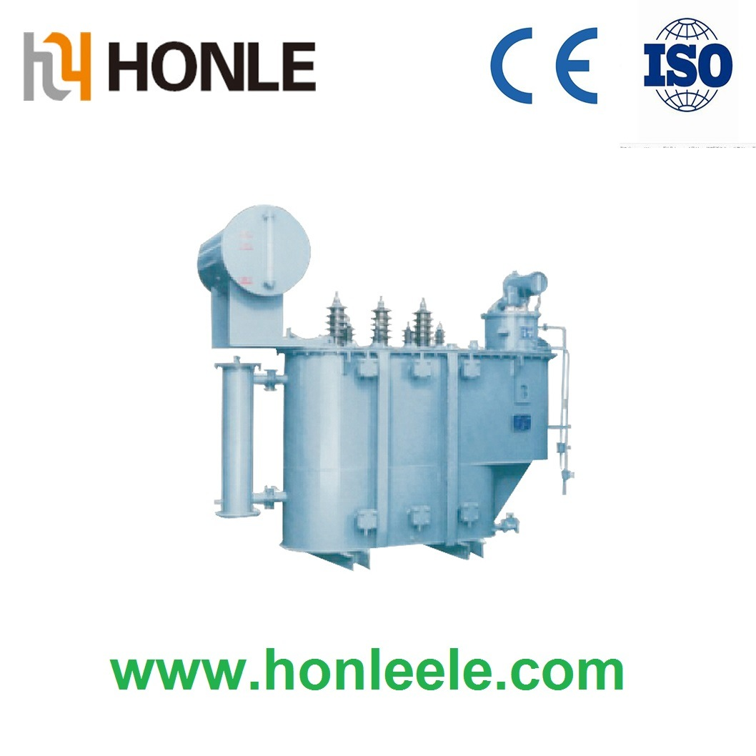 China 35kv High Frequency Oil Immersed Three Phase Power ...