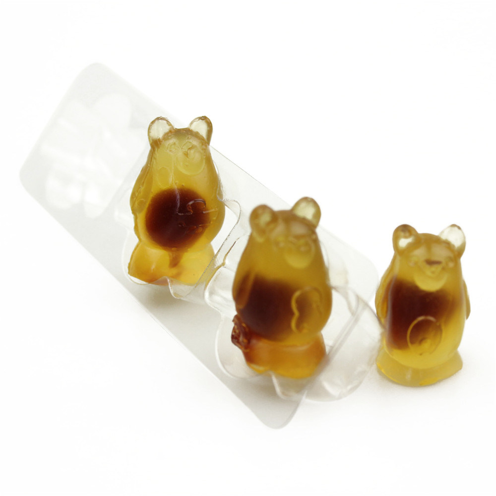 [Hot Item] Hair Vitamin Gummy Candy OEM Contract Manufacturer/Private Label