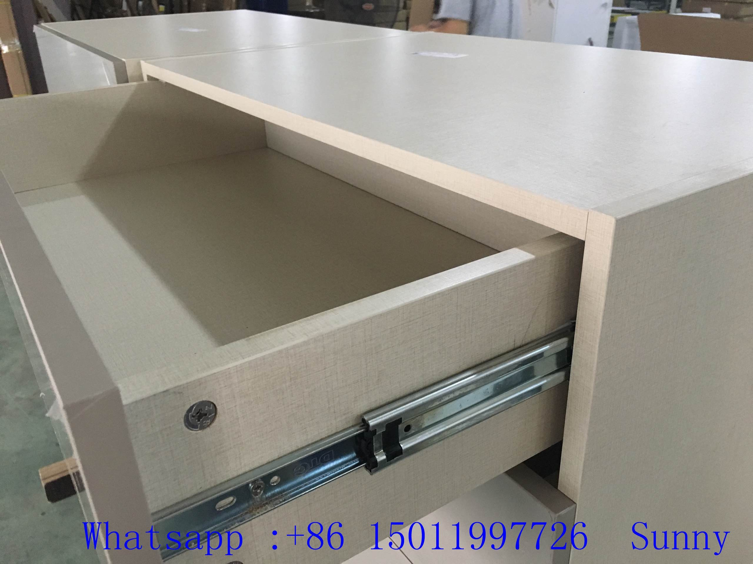 China Melamine Draw Cabinets With Blum Slides (factory Directly)   China  Drawer Cabinet, Cabinet