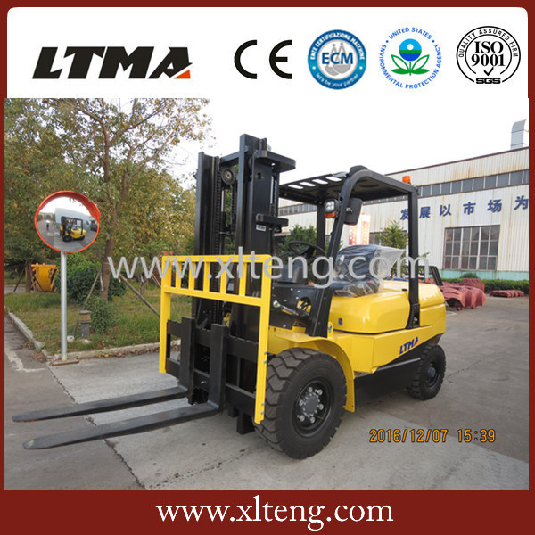 China Best Price 5 Ton Diesel Forklift Truck With Ce Certificate