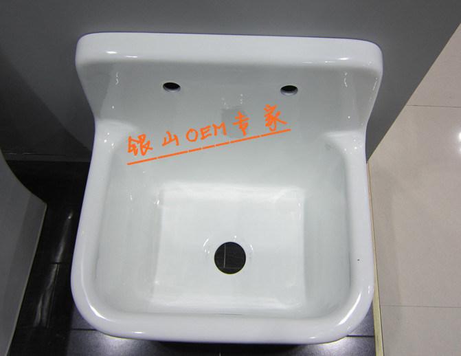 [Hot Item] Enamel Cast Iron Kitchen Sinks