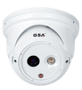 New DOT Array 540tvl 30m IR Day And Night Dome Infrared Camera