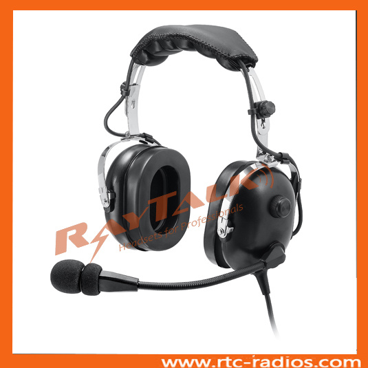 ff7bdac0c9d China Anr Active Noise Reduction Aviation Headset - China Aviation ...