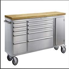 China Stainless Steel Tool Chest Multiple Drawer Tool Box With
