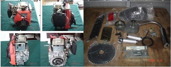 [Hot Item] 49CC Four Stroke Engine (142F)
