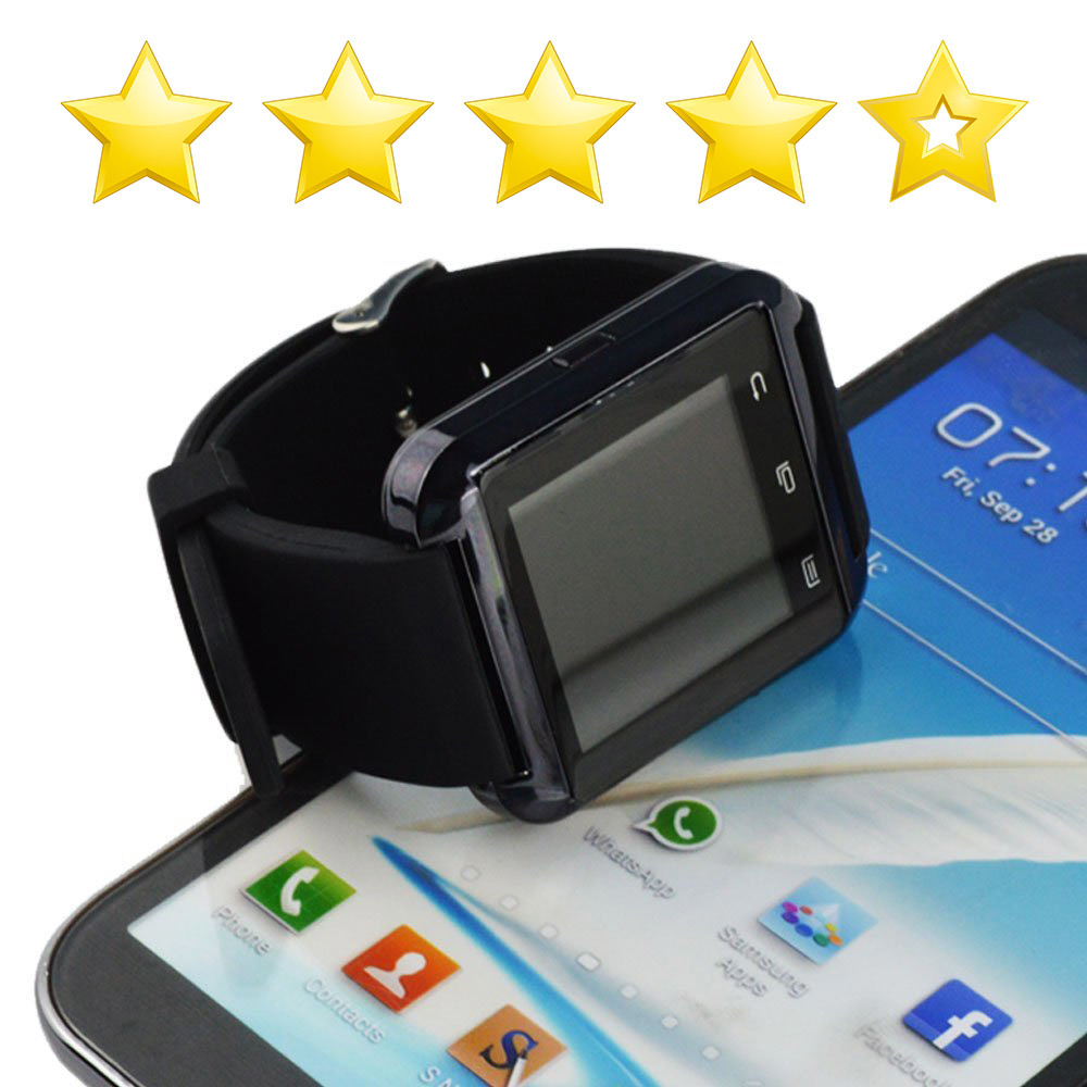 best service 15fdf 84b25 [Hot Item] Genuine U8 Plus Smart Watch for iPhone and Android Phone