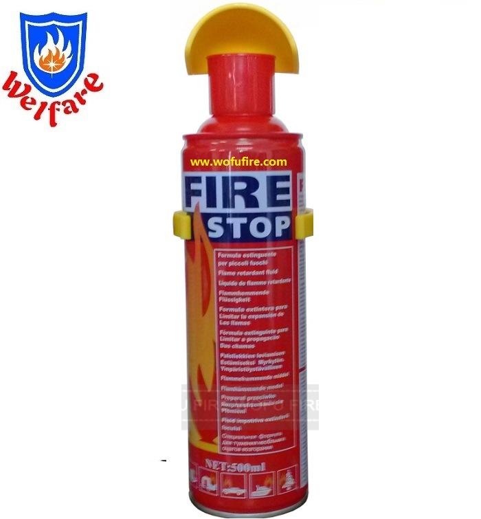 Automotive Fire Extinguisher >> Hot Item 500ml Mini Car Foam Fire Stop Fire Extinguisher Spray