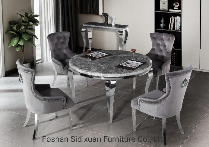 Restaurant Chair Stainless Steel Metal