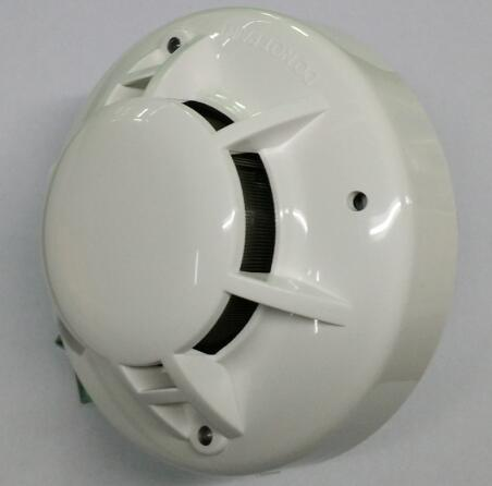 China Dc9 28v Powered 2 Wire Conventional Smoke Detector Smoke