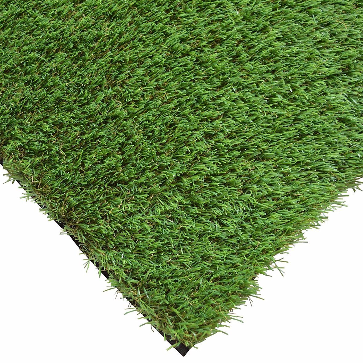Four Colors PU Backing Synthetic Turf with Reasonable Price pictures & photos