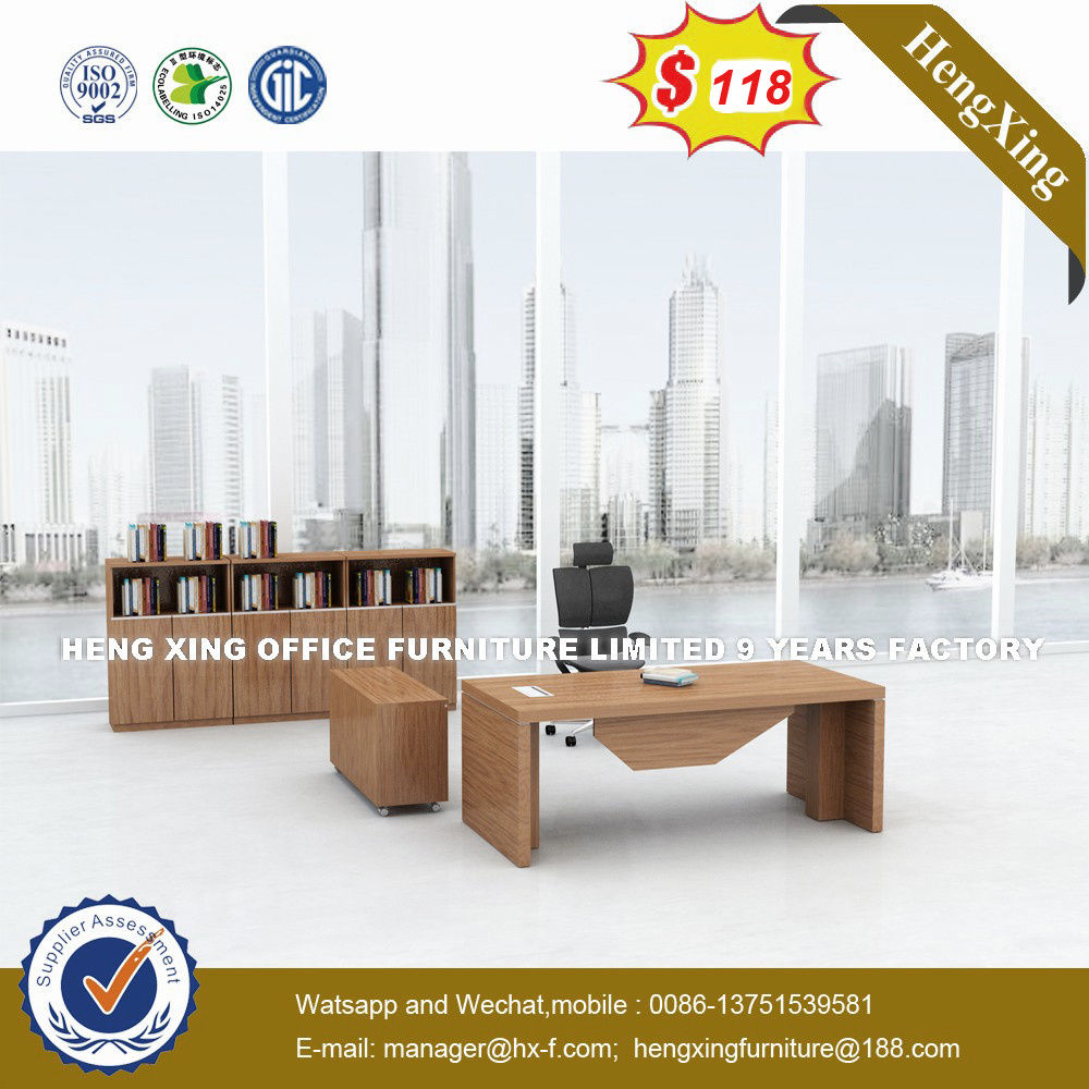Indonesia Market Reception Room Oem Order Office Furniture Executive Table Hx 6n010