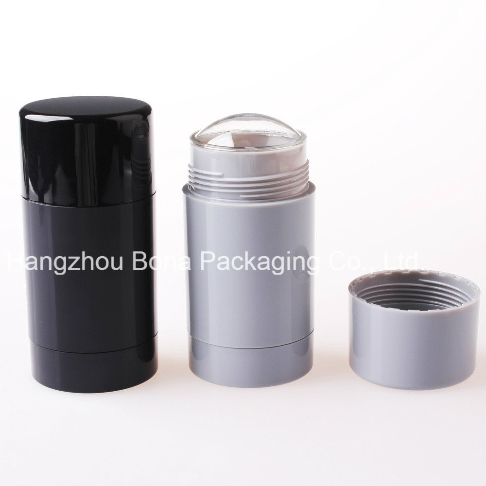 [Hot Item] 30ml 50ml 75ml Round Empty Plastic Deodorant Containers for  Cosmetics Packaging