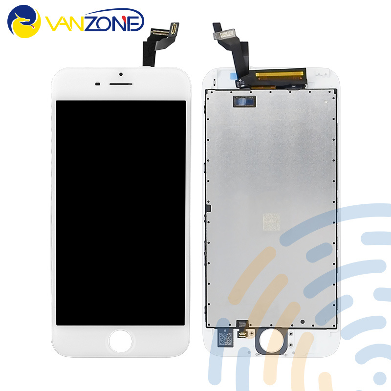 sale retailer 29959 03eba [Hot Item] Lowest Price Free DHL Shipping 100% Original New Digitizer  Assembly LCD Touch Screen for iPhone 6s LCD Display