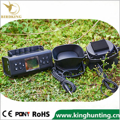 [Hot Item] Bk1521 MP3 Download Duck Sound Speaker Decoy Hunting Bird/Goose  Caller