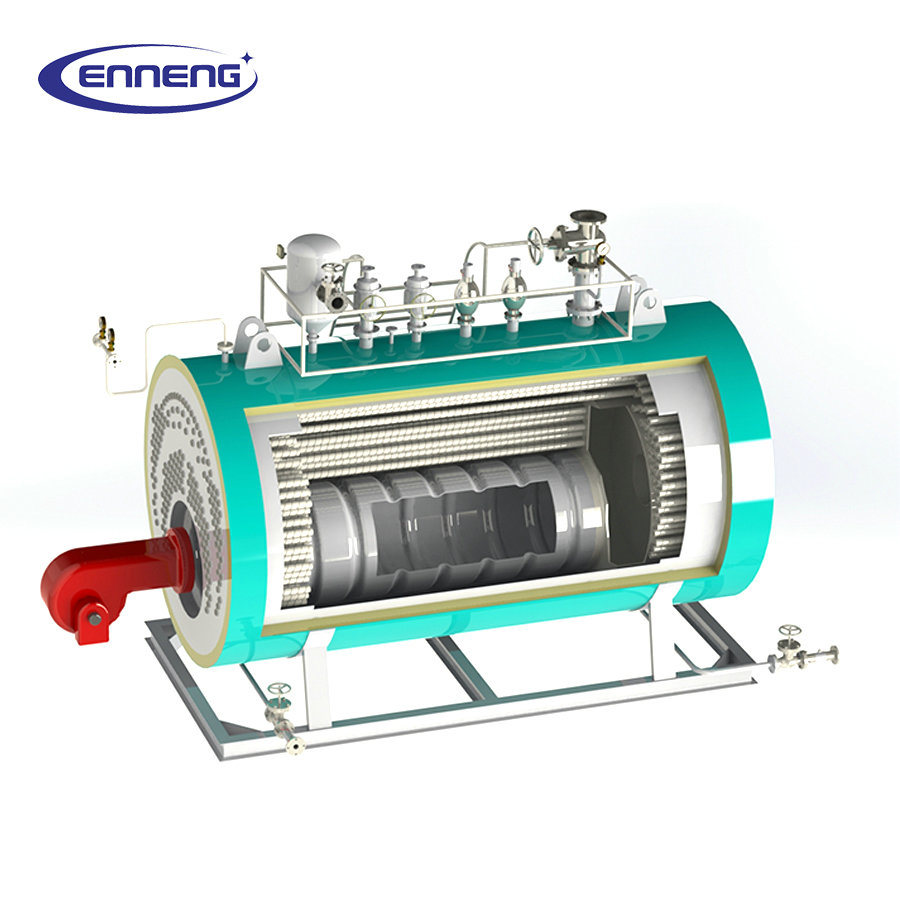 China Szs Wns Gas or Oil Fired Hot Water Boiler - China Generator ...