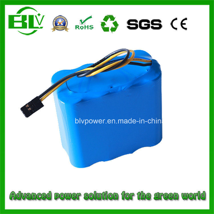 14.8V 20A 4s2p 6000mAh Samsung Lithium Battery Pack Power Tool