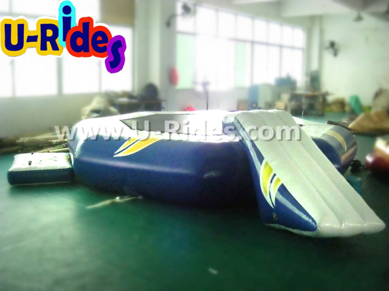 Big Size Inflatable Trampoline for Water Park