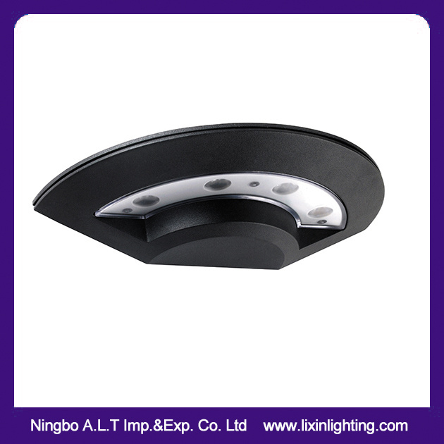 Fan-Shaped Outdoor LED Wall Light IP54 for Outdoor Mount and Decoration