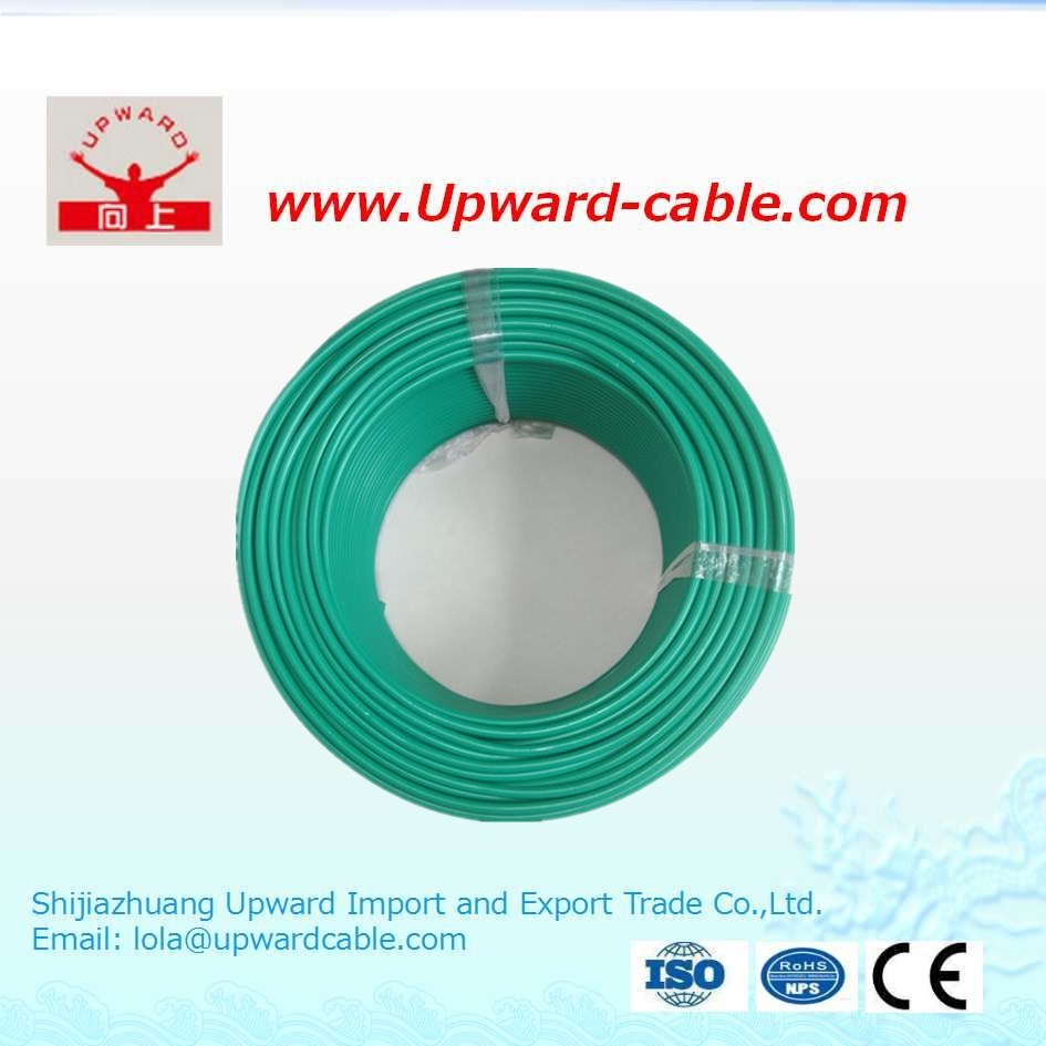 China Sq2.5mm 4mm 6mm PVC Coated Copper Core Electrical Wire Photos ...