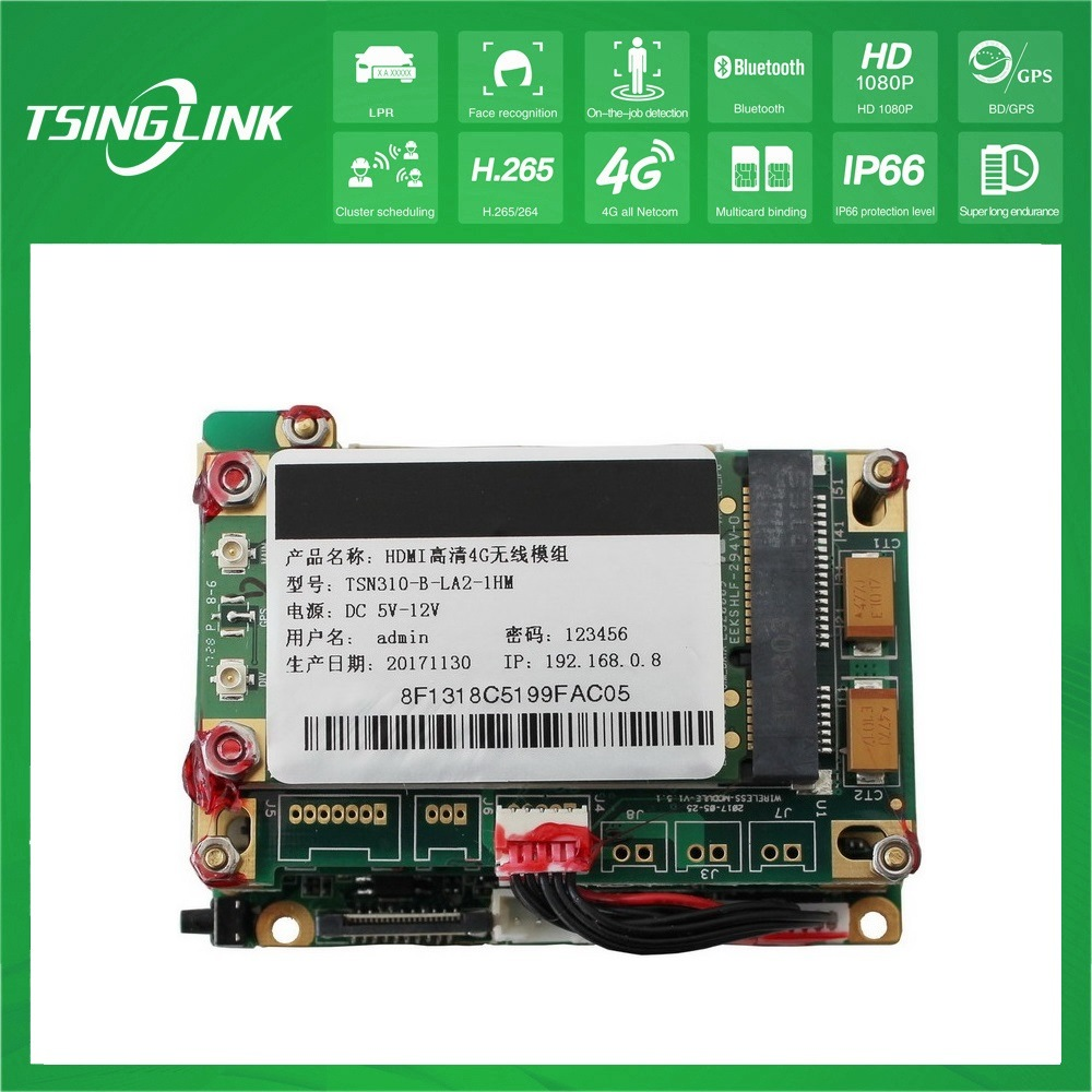 [Hot Item] Wireless Video Communication Module with USB Spi Uart