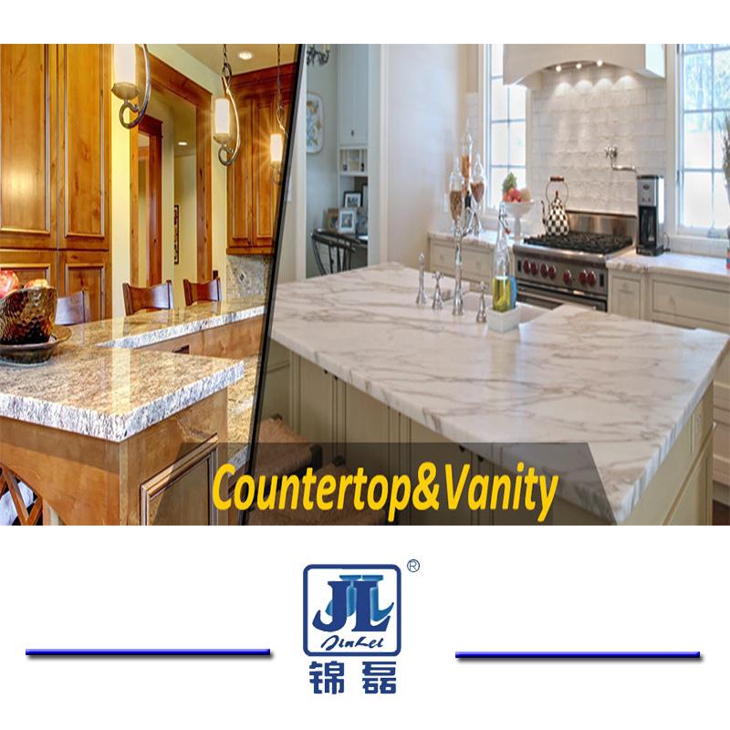 China Natural Polished Giallo Santa Cecilia Granite For Kitchen Countertops Vanities Wall Flooring Tiles Countertop Yellow