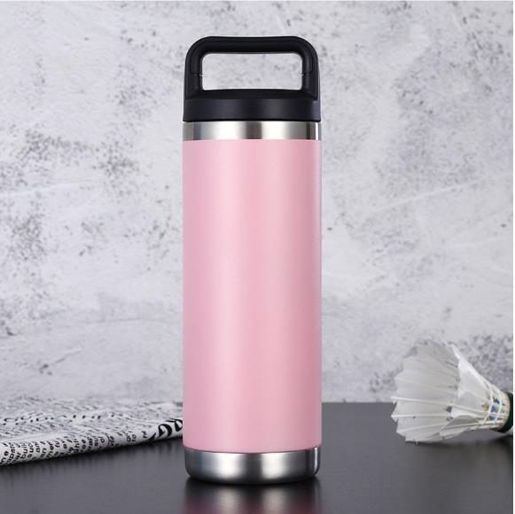 0.35-1L Stainless Steel Water Bottle Insulated Metal Vacuum Sport Drinks Flask