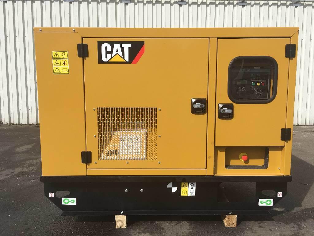 5E Generator [hot item] 12.5kva 10kw original caterpillar de13.5e diesel generator with  eu stage iiia emissions compliant